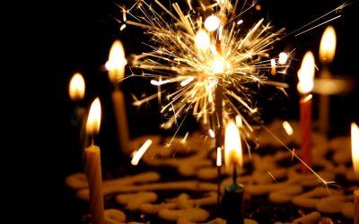Feesten, feest, feestje…