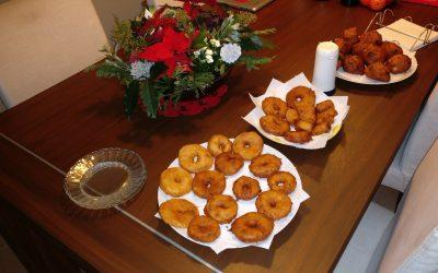 Ons familierecept voor oliebollen en appelbeignets