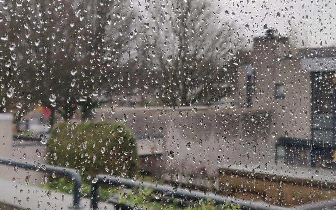 Na regen komt zonneschijn..