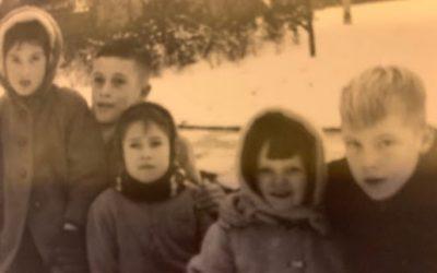 Winters van lang geleden