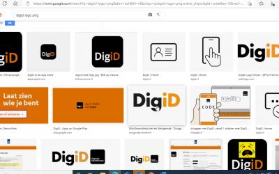 DigiD gebruiken?